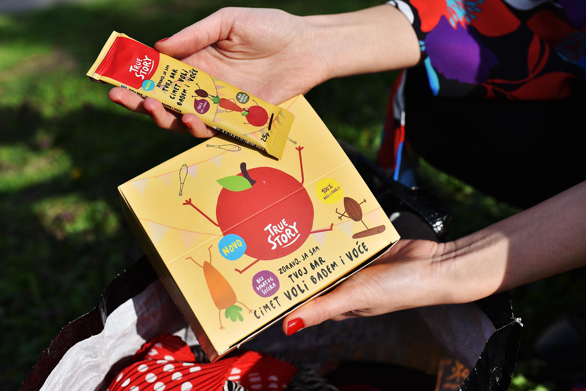 Cimet voli badem i voće – miks izuzetnih prirodnih ukusa